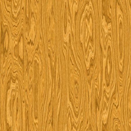 Seamless yellow wood texture with knots photo