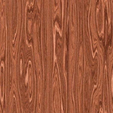 cherry wood: Seamless brown wood texture with knots Stock Photo