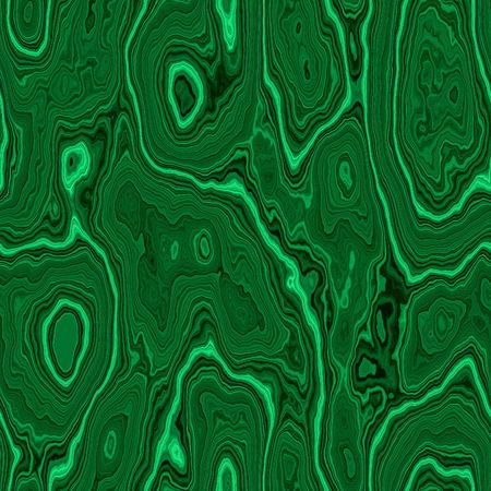 jade: Seamless curvy green abstract design resembling marble or jade Stock Photo