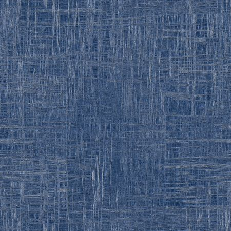 Rough blue fabric with visible threads seamless texture photo