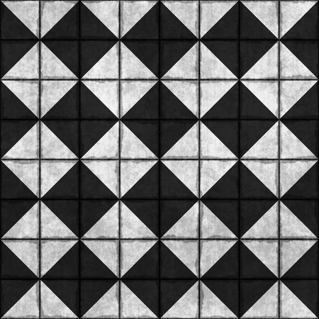Seamless floor mosaic texture photo