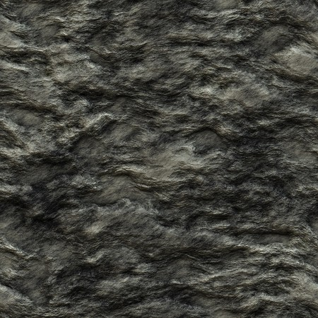 Seamless dark rock texture photo