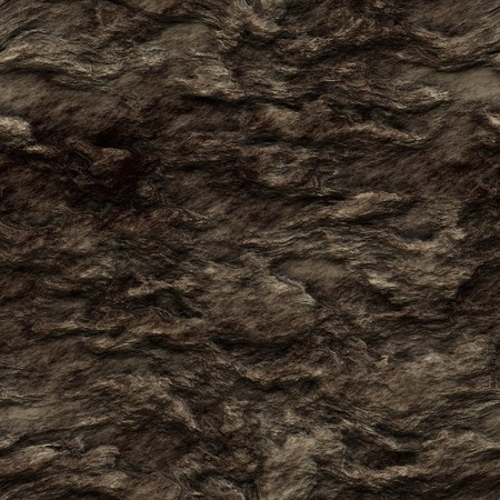 black stone: Seamless dark brown rock texture