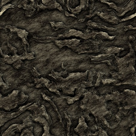 Seamless dark rock texture photo