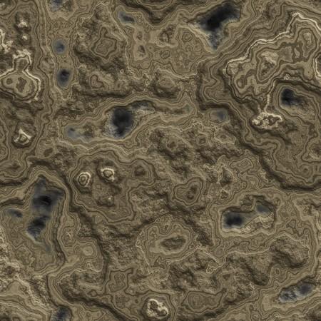 Seamless eroded rock texture photo