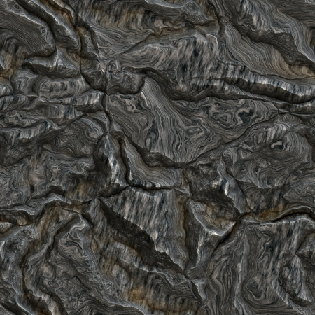 Seamless dark rock texture