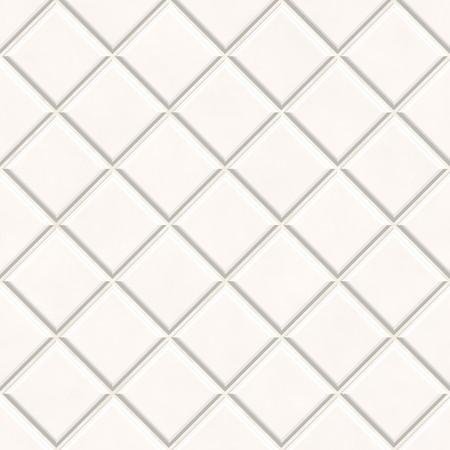 ceramics: Concetto di sfondo, cucina o bagno trama piastrelle bianche senza saldatura  Archivio Fotografico