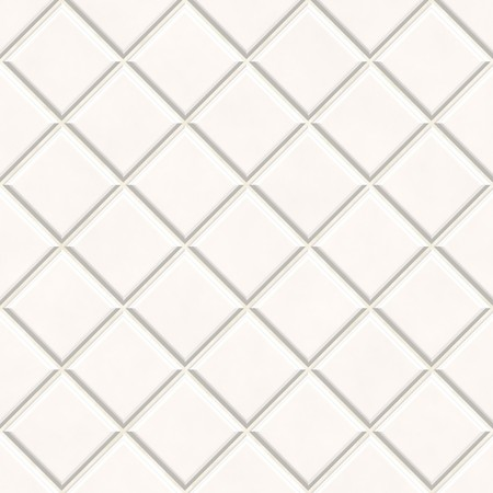 ceramic: Seamless white tiles texture background, kitchen or bathroom concept