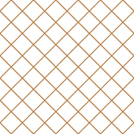 Seamless white tiles texture background, kitchen or bathroom concept  photo