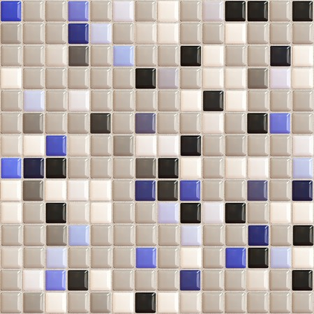 kitchen shower: Seamless small tiles texture