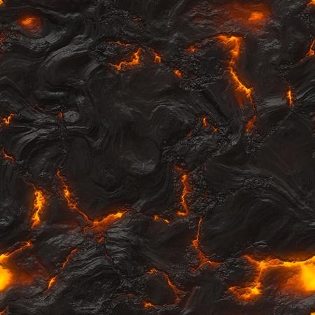 fondu: Texture de magma ou de lave transparente avec la fusion de roches et feu