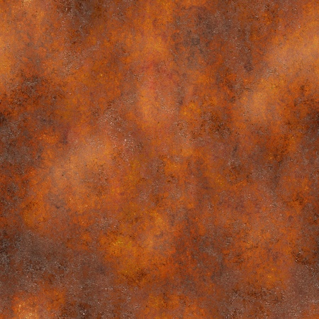 Seamless rusty metal panel texture with fine detail Stock Photo - 9395868