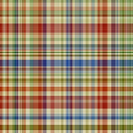 Seamless gingham fabric texture photo
