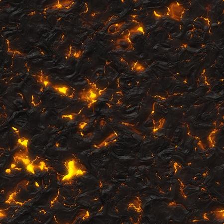 molted: Textura perfecta de lava o magma