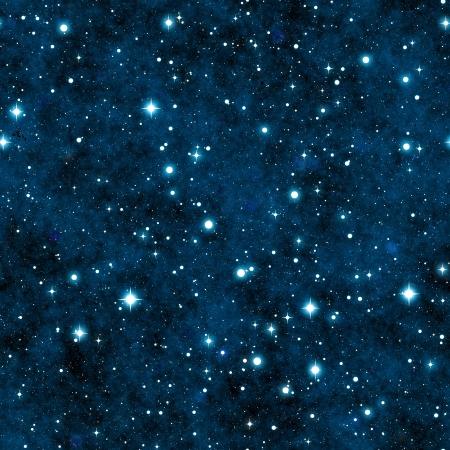 costellazioni: Trama senza soluzione di continuit�, simulando il cielo di notte