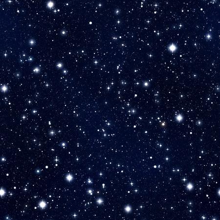 noche estrellada: Textura perfecta simular el cielo nocturno con estrellas