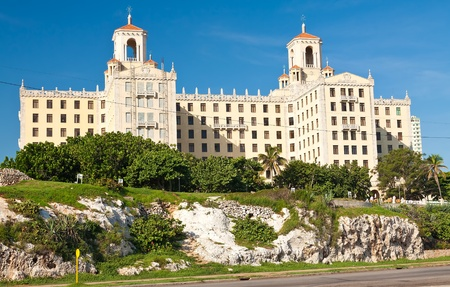 The National Hotel of Cuba
