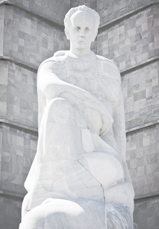 national hero: Monument to Jose Marti, the cuban National hero at the Revolution Square in Havana