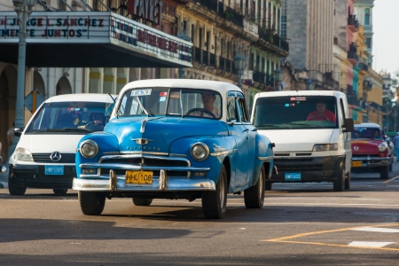 Old Plymouth August in Havana