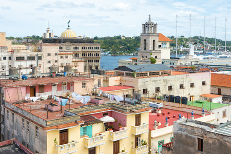 is well known: Old Havana with views over the bay and several well known landmarks