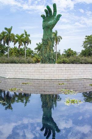 holocaust: The Holocaust Memorial on Miami Beach