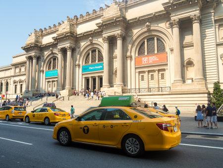metropolitan: The Metropolitan Museum of Art in New York Editorial