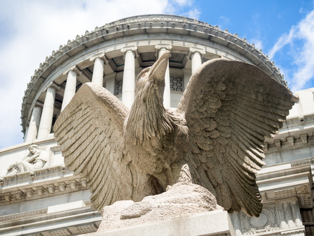 national hero: The General Grant National Memorial in New York City