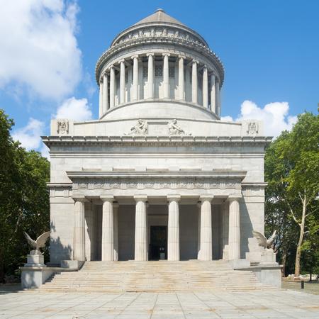 The General Grant National Memorial in New York City Stock fotó - 48039125