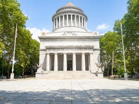 ulysses s  grant: The General Grant National Memorial in New York City