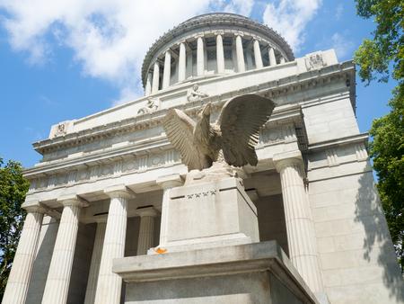 The General Grant National Memorial in New York City Stock fotó - 48039159