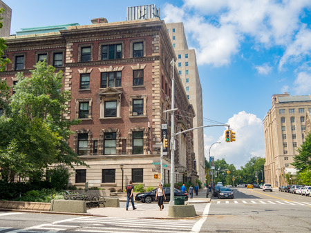 The Barnard liberal arts college for women in New York City