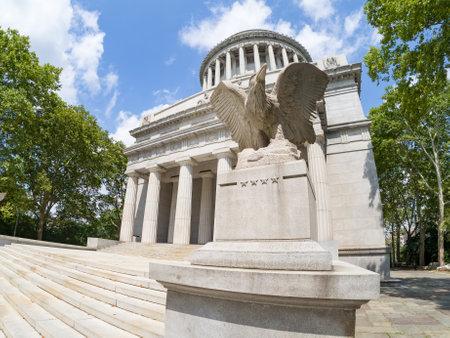 The General Grant National Memorial in New York City Stock fotó - 48686854