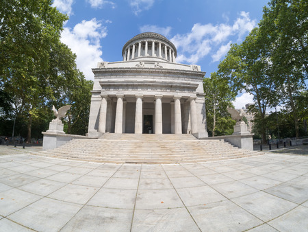 The General Grant National Memorial in New York City Stock fotó - 48460537