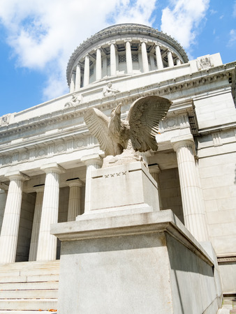 The General Grant National Memorial in New York City Stock fotó - 48460550