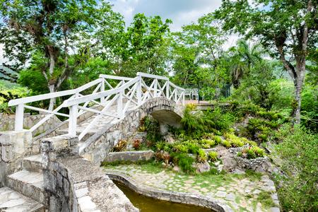 soroa: The Soroa Orchid Botanical Garden in western Cuba