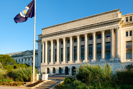 The United States Department of Agriculture in Washington D.C.