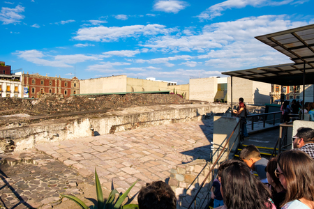 Tenochtitlan City