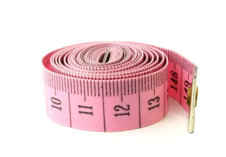rolled measuring tape #2 Stock Photo - 289178