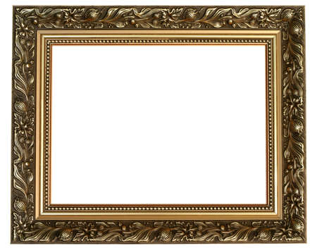 bordering: antique frame