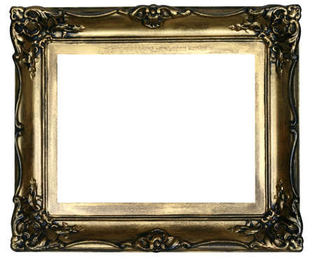 sculpt: antique frame #3