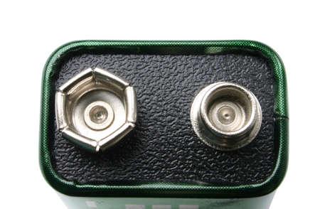 volts: Nine volts battery