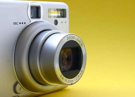 customer records: zoom lens 3x