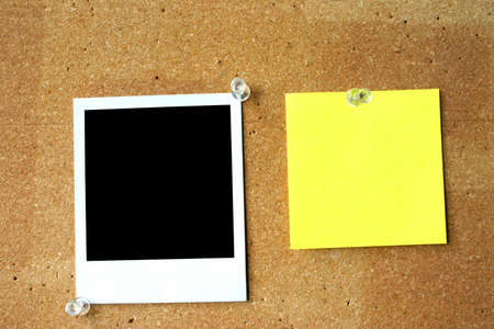 bounds: blank post-it and