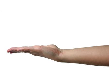 niewidoczny: niewidzialna ręka gospodarstwa obiektu