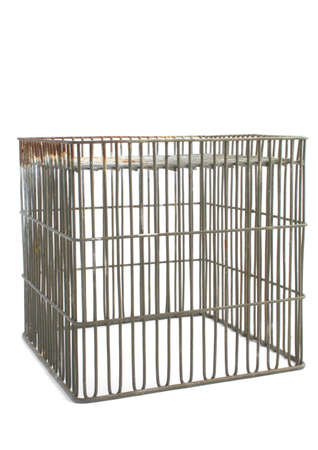 isolated cage Stock Photo - 339277