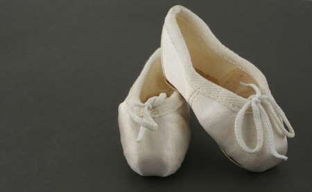 tiny ballet shoes Stock Photo - 342914