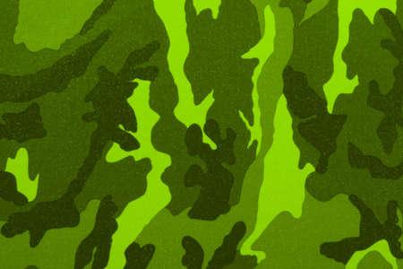 Green camouflage pattern photo