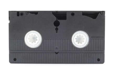 superseded: VHS tape details