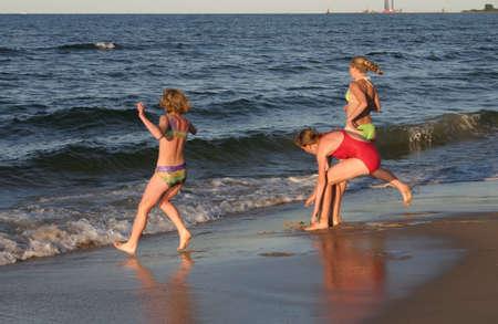 beach fun Stock Photo - 352893