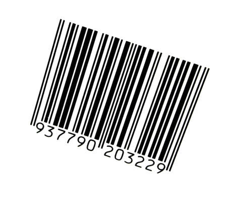 bar code of a non-existent product Stock Photo - 371337